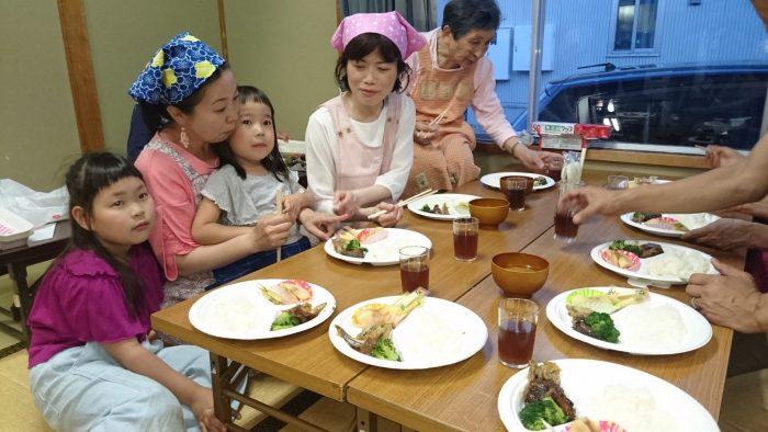 ボランティア 子ども 食堂